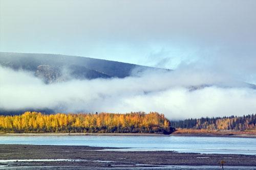 Klondike in Autumn